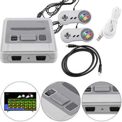 HDMI / AV Mini Retro TV Game Console 8 Bit Classic Built-in 621 Games Controller