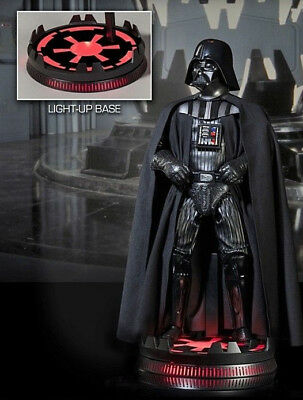 1/6 Sideshow Star Wars Darth Vader Imperial-themed light up stand for Hot toys