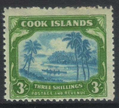 Cook Islands 1938 Defins Sg129 Mnh Cat £65