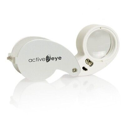 Magnifier with LED Light Active Eye for Plants AEL30 (30x)