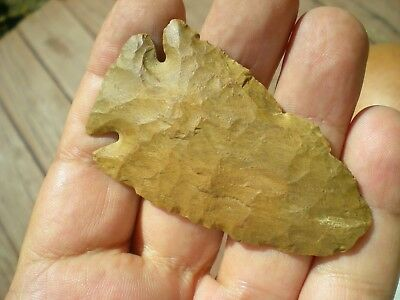 Authentic Arrowheads: Stunning Lost Lake, Corner Notched Kirk, Dovetail, G-9+