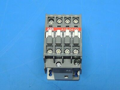 ABB A16-04-00 30A 30AMP Contactor 110V 50Hz 110-120V 60Hz R84 Normally Closed NC