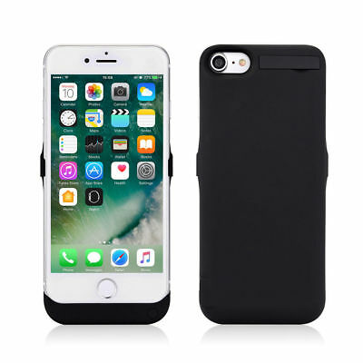Battery Case External Power Bank Pack Cover Portable Charger For iPhone 5 6 7 8