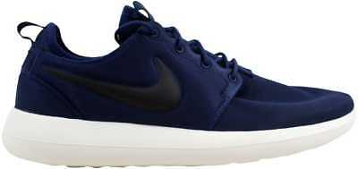 c501d33a383 NEW MEN NIKE Roshe Two Black Anthracite Sail White Sole 844656003 ...