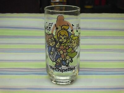 the chipettes glass 80s