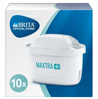 BRITA MAXTRA+ Water Filter Cartridge Refill 10 Pieces