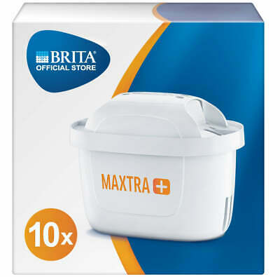 BRITA MAXTRA+ Limescale Water Filter Refill with Microflow Technology 10 Pack