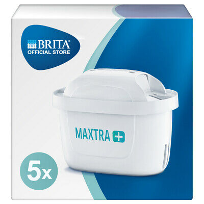 BRITA MAXTRA+ Water Filter Cartridge Refill With Microflow Technology 5 Pack