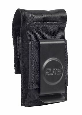 Elite Survival Systems Belt Clip Mag Pouch for .380, Black, BCMP-380 Ammo Pouch