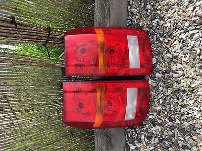 Land Rover Discovery 3 Rear Lights
