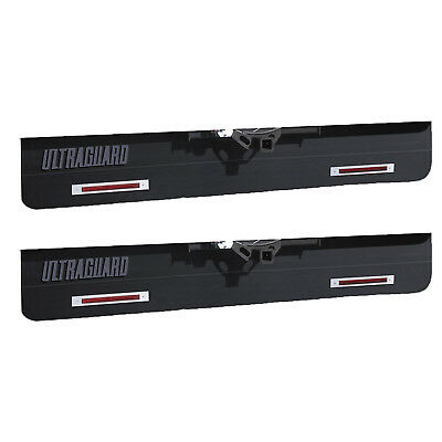 """Smart Solutions RV 16"""" x 94"""" Rubber Guard Tow Guard for Motor Homes (2 Pack)"""