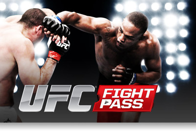 UFC Fight Pass Subscription TV | 6 Months Warranty