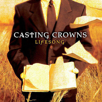 Lifesong Casting Crowns Audio CD
