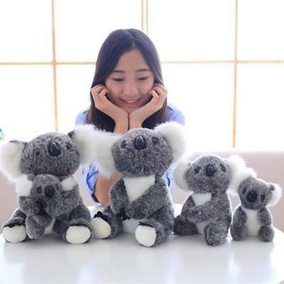 Cute Small Koala Bear Plush Toys for Kids Baby Infant Playmate Stuffed Doll Gift