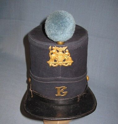 New York State 1851 Infantry Shako.