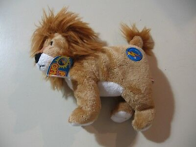 TY Beanie Baby 2.0 Collection Midas the Lion