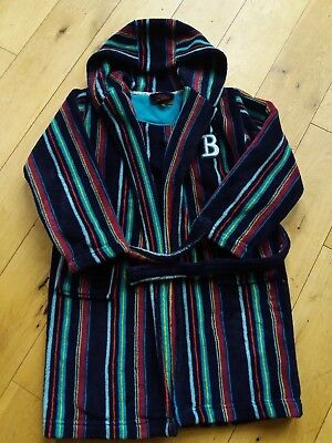 b3bcd0232c55 Boys Ted Baker Dressing Gown Multi Coloured Age 8-9 Years