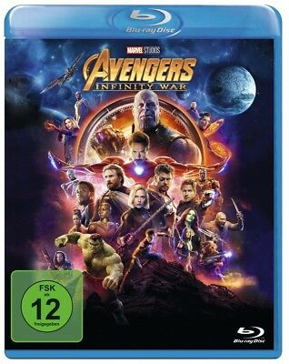 Anthony Russo - Avengers: Infinity War, 1 Blu-ray