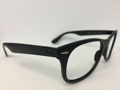 7216f2734c Authentic Ray-Ban RB 4207 601-S 9A LITEFORCE Black Sunglasses Frame  320