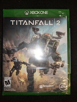 Xbox One Titanfall 2 Game |BRAND NEW FACTORY SEALED XboxOne