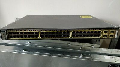 Cisco Catalyst 3750 48 Port with POE