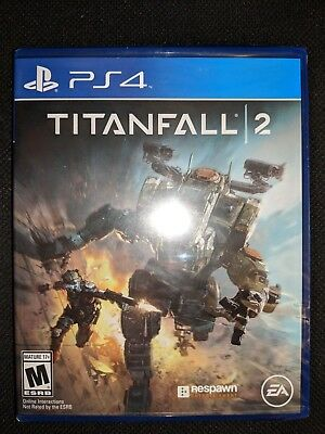 PS4 Titanfall 2 Game |BRAND NEW FACTORY SEALED Playstation 4