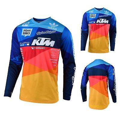 Troy Lee Designs Motocross Shirt GP Air Team KTM MX Offroad Enduro Jersey