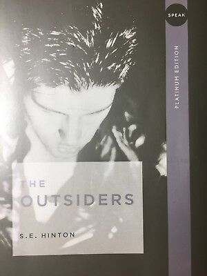 The Outsiders                                                  By:S.E. Hinton
