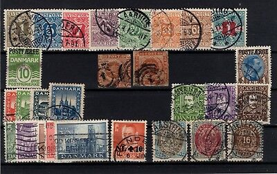 P88907 / Denmark / Danemark / Lot 1851 - 1952 Used / Obl 290 €