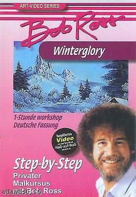 Bob Ross  DVD Winter Glory