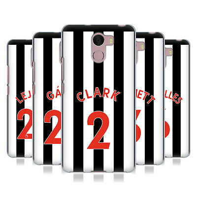 Newcastle United Fc Nufc 2017/18 Players Home Kit 1 Gel Case For Wileyfox Phones