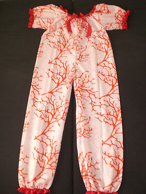 ADULT BABY POLY PVC LONG BLOOMER BODY SPIELANZUG SUIT ROMPER Size XL-XXL