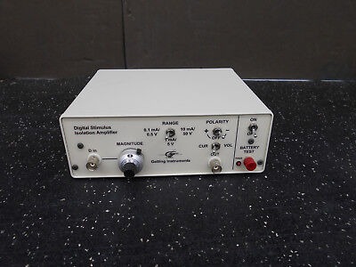 Getting Instruments Bjn8-9V1 Digital Stimulus Isolation Amplifier