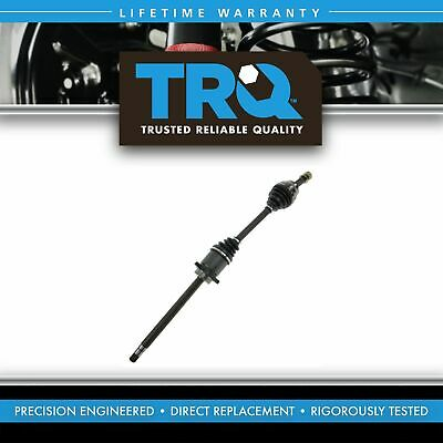 CV JOINT AXLE Shaft Front Passenger Side Right RH for 04-09 Nissan Quest