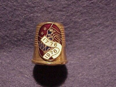 1776~1976~THIMBLE~UNKNOWN Maker