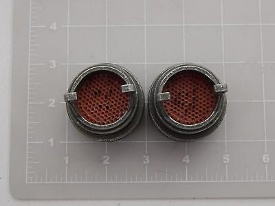 Lot of 2 MB918T25B35S, 8745-4433 Connector T88802