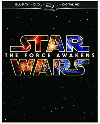 Star Wars: The Force Awakens (Blu-ray / DVD / Digital HD) NEW!