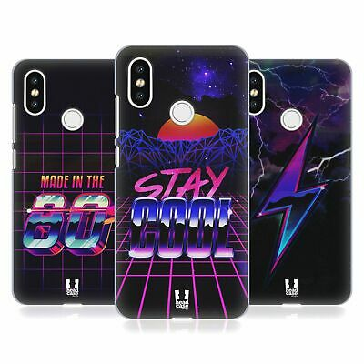 Head Case Designs 80'S Retro Futurism Back Case For Xiaomi Phones