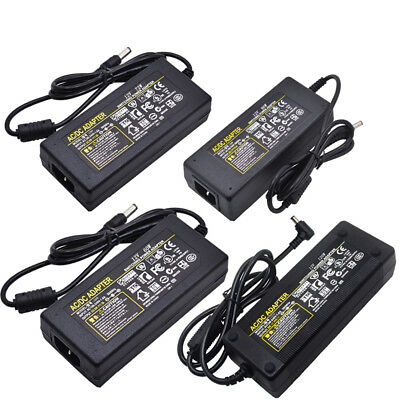 DC 12V AC Adapter Charger for 5050 2835 LED Strip Wall Home Charger Power Supply