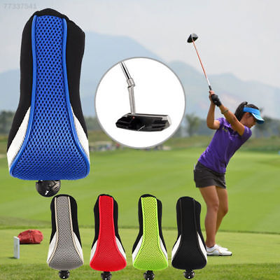 Mesh Golf Hybrid Club Head Covers UT Headcovers Protector & Number Tags 3 Colour
