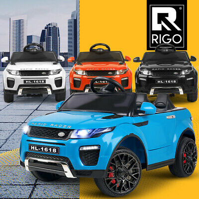 Rigo Kids Ride On Car Electric Toy Cars Remote Control Battery 12V Childrens