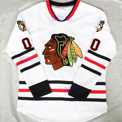 san francisco 06dd5 87c4e US CLARK GRISWOLD #00 Christmas Vacation Movie Hockey Jersey Stitched MEN  White