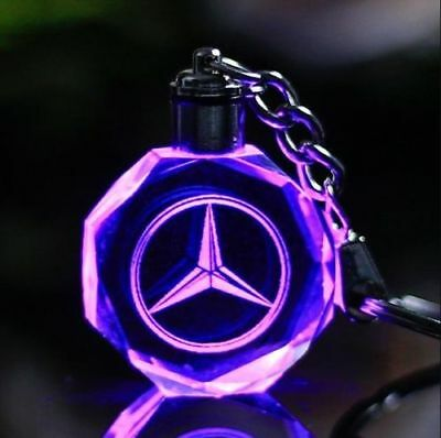 Mercedes Car Keyring Key chain Accessories A B C CL E S SL SLK GL Class GIFT AMG