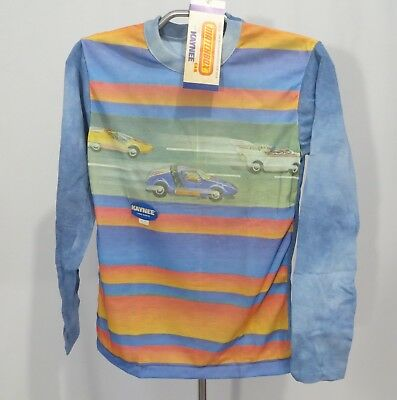 Vintage T Shirt Matchbox Car NWT sz 12