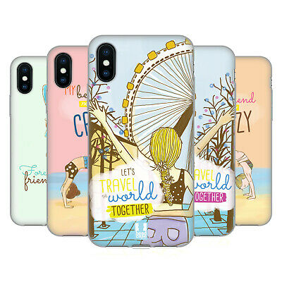 HEAD CASE DESIGNS MY BFF CASES GEL CASE FOR APPLE iPHONE PHONES