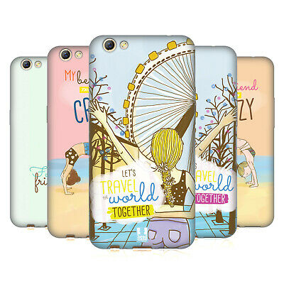 Head Case Designs My Bff Cases Gel Case For Oppo Phones