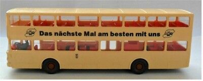 Wiking Man Sd 200 Doppeldecker Berlin Bus 730 Eur 300 Picclick De