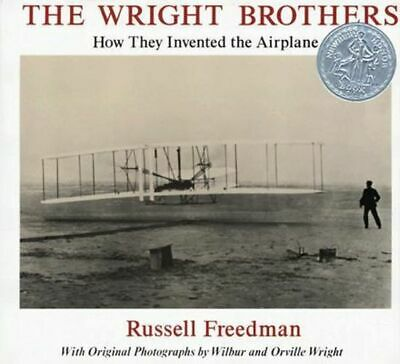 NEW The Wright Brothers By Wilbur Hardcover Free Shipping