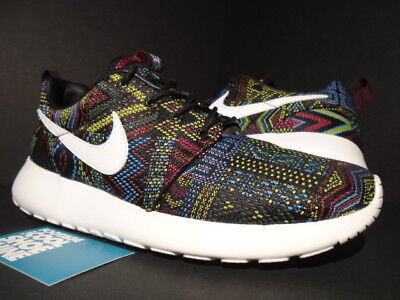 the best attitude a490f f8e7a Women Nike Roshe One Jcrd Bhm Qs Run Rosherun Black History Month  836230-001 8.5