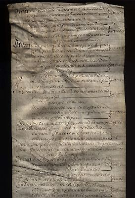 1688 CHESHIRE Randolph Helsby of Kingsley, RARE Household Inventory & Valuation